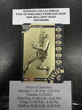 2013 AFL TEAM BACKMAN STAR WILD CARD SW-03 CHRIS JUDD CARLTON