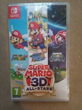 Super Mario 3D All-Stars Video Game for Nintendo Switch brand new with seal