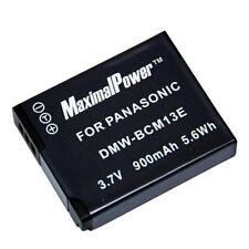Camera Battery For PANASONIC LUMIX DMW-BCM13E DMC-ZS30 DMC-FT5 DMC-TS5 DMC-TZ37