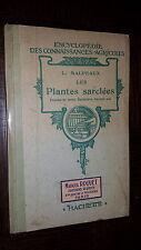 LES PLANTES SARCLEES - Pomme de terre, betterave, carotte etc... - L. Malpeaux