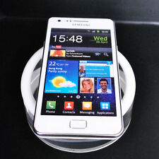 Ø3.9' Round Transparent Acrylic Tablet PC Display Holder Stand for Ipad/ Iphone