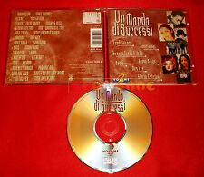 UN MONDO DI SUCCESSI Volume 2 - CD - 1998 - USATO