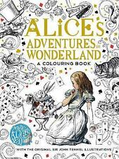 The Macmillan Alice Colouring Book by Lewis Carroll (Paperback, 2015)