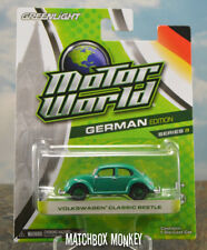 Greenlight Motor World Green Machine Volkswagen Beetle Bug Chase VW 1 of 104
