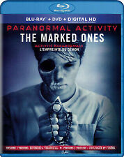 Paranormal Activity: The Marked Ones (Blu-ray/DVD, 2014, 2-Disc Set, Canadian)
