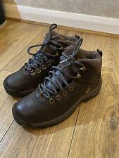 timberland white ledge Boots Womens Size 8.5