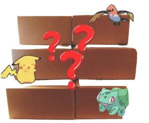 Pokémon Karten Surprise Box Vintage Pokémon Base Booster Holo Selten Glurak