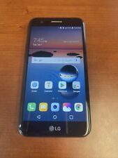 LGE K20 16GB Black M255 (AT&T Or Cricket Wireless) Good Condition