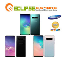 BRAND NEW SAMSUNG GALAXY S10 DUAL SIM 128GB 4G LTE SMARTPHONE IN BOX