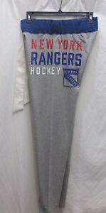 New York Rangers NHL Women's G-III Drawstring Sweat Pants