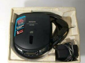Vintage Aiwa XP 220 CD Compact Disc Player Discman untested