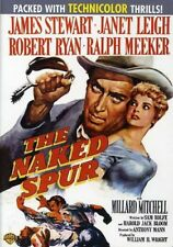 The Naked Spur [New DVD] Dubbed, Subtitled, Standard Screen