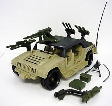GI JOE HAMMER Vintage Action Figure Vehicle COMPLETE 1990