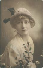 Glamour A 580 -1 rotary photo c1917 miss kathleen vincent