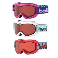 Bolle Volt Youth Snow / Ski Goggles (Vermillon Lens) - Choice of Frame Design!