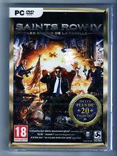 PC Saints Row 4 NEUF + 20 DLC