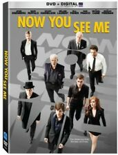Now You See Me [Includes Digital Copy] [UltraViolet] (2013, REGION 1 DVD New)