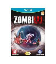 Zombiu Nintendo Wii u 3307215654361