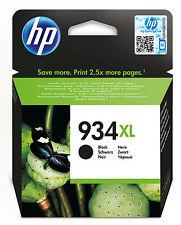 934XL HP cartucho de tinta negra de C2P23AE
