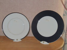 PHILIPPE DESHOULIERES *NEW* EXCELLENCE MARINE 6992 Set 2 Assiettes 2 Plates