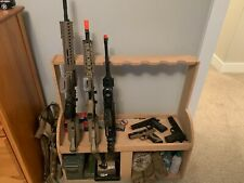 Collection of Airsoft Rifles, Pistols and Accessories