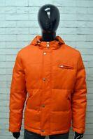 Giubbotto Cappotto Piumino Giacca Uomo EFFECT PROJECT Taglia Size L Jacket Man