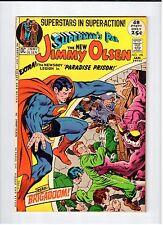 Dc Comics Superman's Pal The New Jimmy Olsen #145 Jan 1972 vintage comic