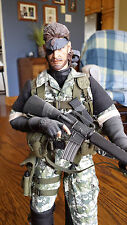 1/6 InFlames Metal Boss Metal Gear Solid Snake BDU Version with Croc Cap