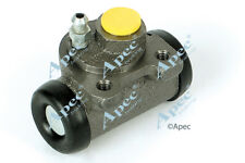 Peugeot 106 N/S LH Left Rear Wheel Cylinder APEC BCY1066