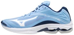 Mizuno WAVE LIGHTNING Z6 Volleyball V1GC2000 Blau 29 Damen Schuhe B-Ware Gr 38