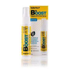 BetterYou B12 Boost Spray - 25ml  ---  1 Pack, 2 Packs, or 3 Packs
