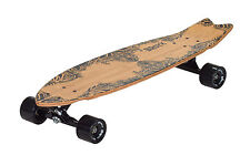 Longboard Broyx Tattoo 32 inch, Short City Board 81cm