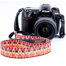 DSLR SLR Camera Shoulder Strap Neck Belt Hand Grip For Canon Nikon Sony Vintage