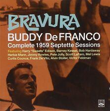 Buddy De Franco: BRAVURA - COMPLETE 1959 SEPTETTE SESSIONS