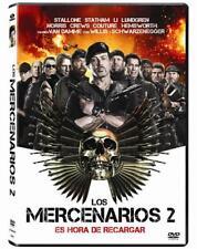 LOS MERCENARIOS 2 dvd. ( Castellano-Ingles. )