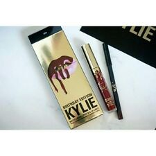 Kylie Gold Matte Lipstick and Lipliner Lip Kit