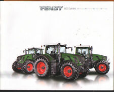 "Fendt 822, 824, 826 and 828, ""800 Series"" American Tractor Brochure"