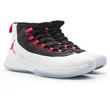 45950806707f Style  Basketball Shoes. Jordan Ultra Fly 2 White Infrared 23 Black 897998  123 Mens Size 15