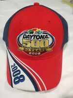 WINNERS CIRCLE 2008 NASCAR Daytona 500 Embroidered Hat Strapback Cap NEW