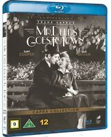Mr Deeds Goes to Town Blu Ray (Region Free)