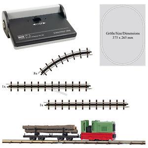 Busch 12012 Field Railway Start Set »Timber Transport« 1:87 (H0)