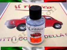 VERNICE RITOCCO SMALTO FIAT 500 CINQUECENTO D'EPOCA CELESTE MEDIO COD 403 30ml
