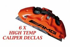 AMG Brake Caliper Decal   sticker