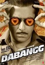 DABANGG Movie POSTER 11x17 Indian C