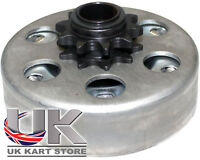 "Max-Torque 10t 1/2"" 420 Pitch Centrifugal Clutch UK KART STORE"