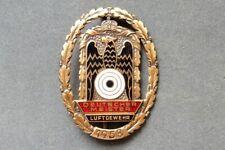 Abzeichen Deutscher Meister Luftgewehr 1958 - Schützenverein