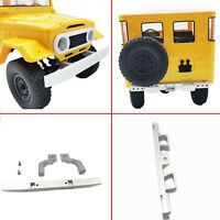 Metal Front/ Rear Bumper Anti-collision Upgrade DIY for WPL C34 Off-road RC Car