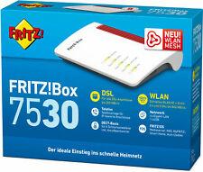 AVM FRITZ!Box - 7530 - HIGH-END WLAN AC+N Router DECT bis zu 300 MBit/s