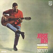 Jorge Ben Samba Esquema Novo (Uk) vinyl LP NEW sealed