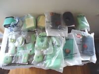 """Mixed Lot Of """" NOS """" / Other Various Types Of Small Engine Air Filters"""